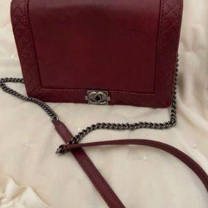 Chanel Boy Small flap Bag